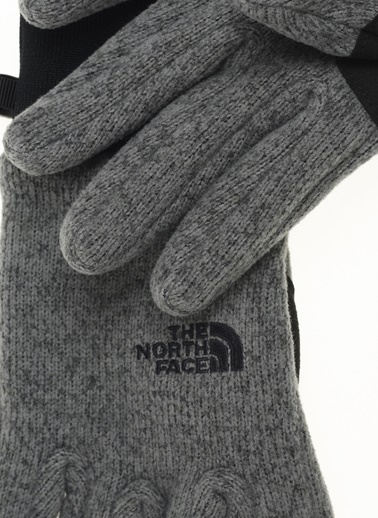 The North Face Eldiven Gri